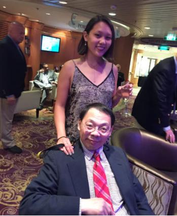 Shirley Wang & Lin Wang