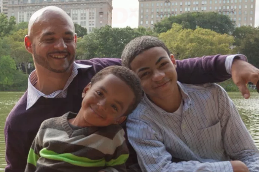 Devon Bandison and his sons | DevonBandison.com