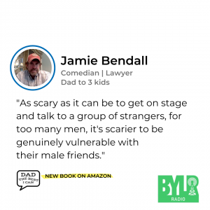 Jamie Bendall Quote